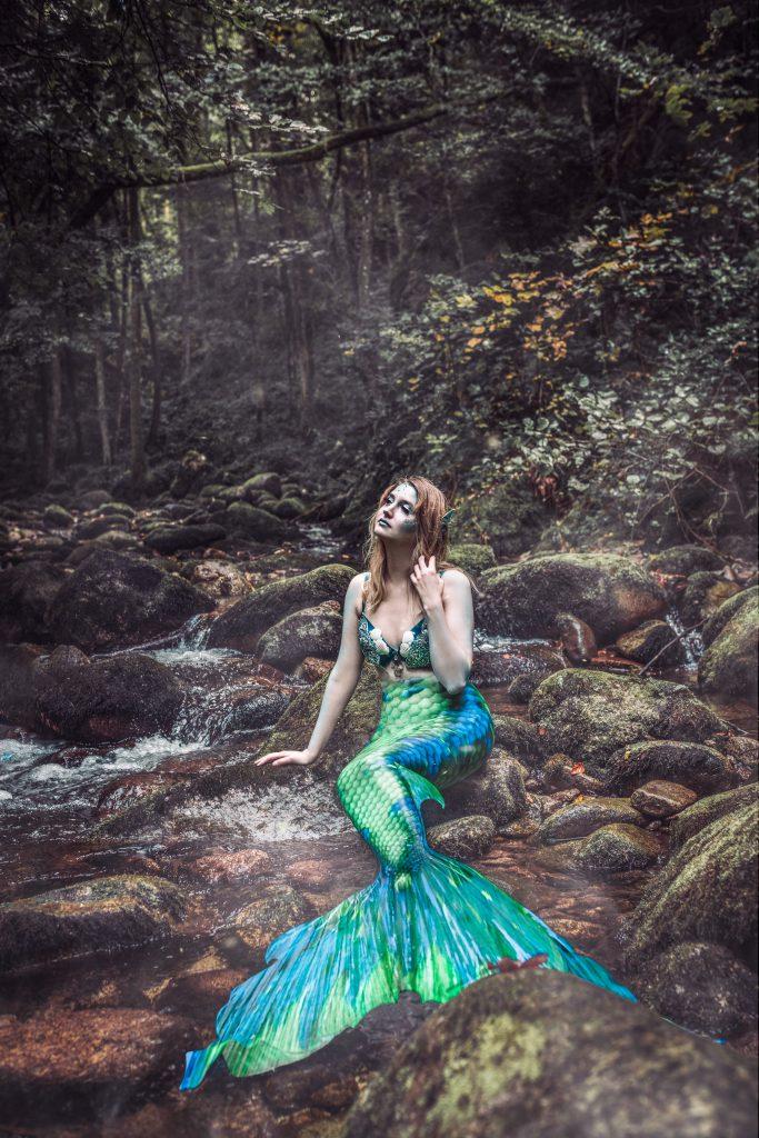 *Christina - Mermaid Shooting*
