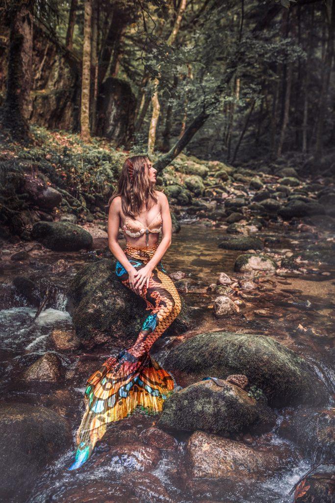 *Julia - Mermaid Shooting*
